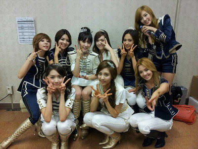 SNSD The Boys