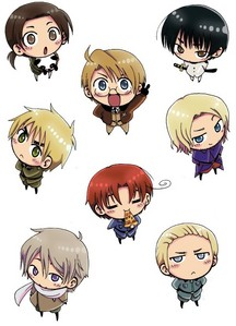 Yes! Here is a misceláneo hetalia picture:)