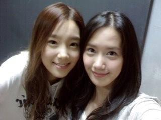 1. Taeyeon 2. Yoona