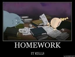 School -_- It's the worst thing EVERY day.