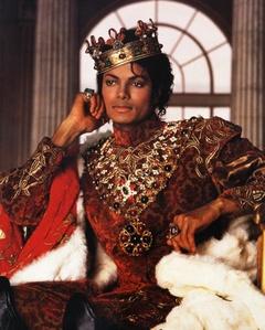 wohoo! Michael is still the king! :D