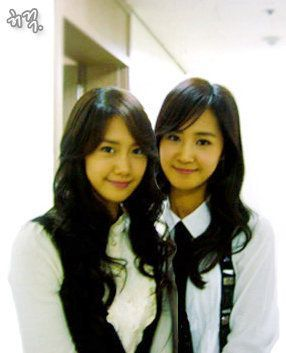 1. Yuri 2. Yoona