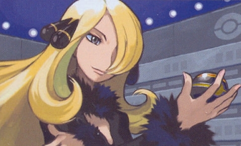 My نام کا صارف is ChampionCynthia because Cynthia from Pokemon is an Awesome trainer!