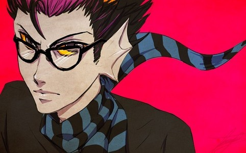 I [b]WOULD[/b] find a way to make Eridan Ampora real and make him my Matespirit. but that's just the opinion of an Obsessed fan. >:)