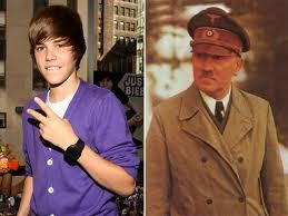 1. Justin Bieber 2. Joseph Kony (if they were alive) 3. Hitler 4. Osama Bin Laden