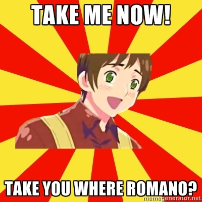Ohohnohonhon! Its what i call my friday night... (In other words i watch Hetalia)