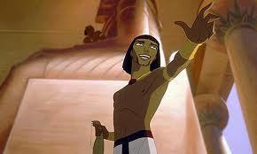 no. lol. When I was younger I had a brief small crush on the drawing of Moses in the Prince of Egypt(when he took off his Egyptian wig)-I thought that cartoon was H-O-T!!! :) (couldn't find a pic of him without his wig)
