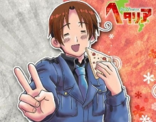 of course it`s not a bad thing! what made u think that? i hav a huge crush on Italy from hetalia! he`s just so cute!