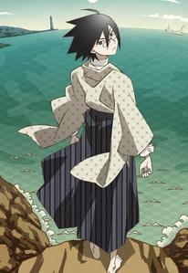 Nozomu Itoshiki from Sayonara Zetsubo Sensei