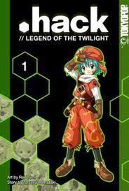 I reccomend: Hack: the legend of the twilight (manga) It is so cool!