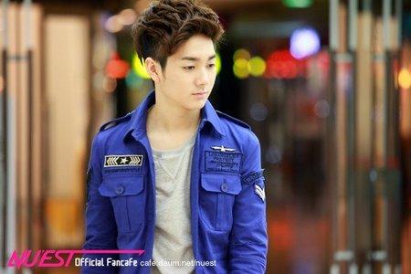 Aron♥ He's cute & he's hot as well♥ :)