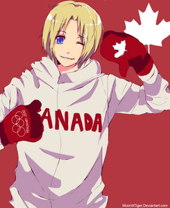 Canada it seems like nobody recognizes him :( but I did :)