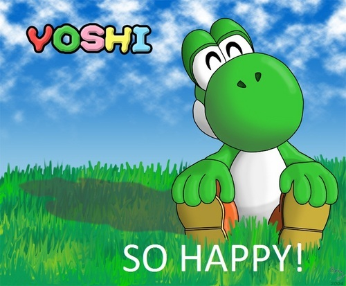 """Is """"So happy"""" a color? :3"""