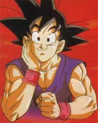 it would have to be goku, he is so hot and funny, but also powerful! a great combination!!!!