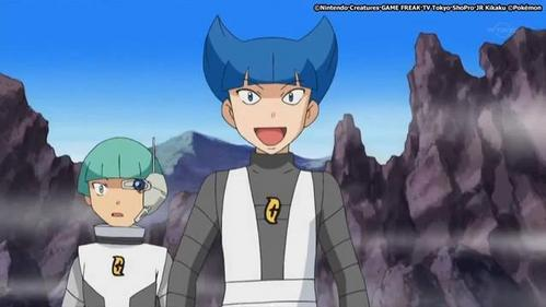 Team Galactic Saturn (pokemon)