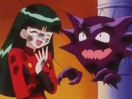 Sabrina from the original Pokemon the kuudere was too much to handle when I was a kid