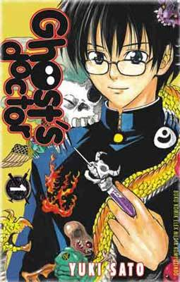 I've had. There's a komik jepang called Ghost's Doctor. It's a really good komik jepang about a half demon doctor living in the human world. When I tried to find it online,there was NONE