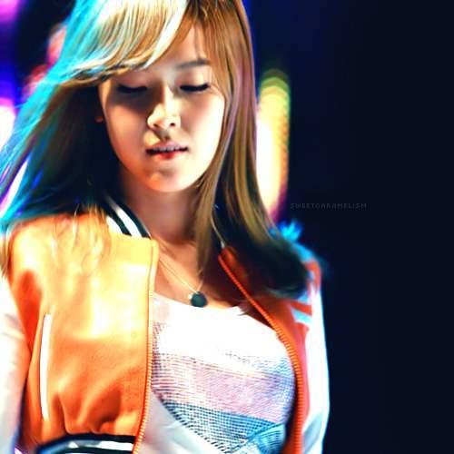 HAHA! Yuri said. She's Cold