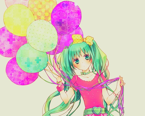 There's too many pictures of Miku to choose! XDDD