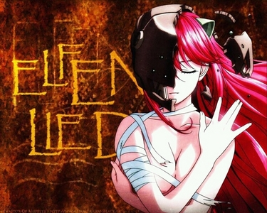 Elfen Lied (my 1st horror anime! i loved it so much!) Higurashi School Days Ghost Stories