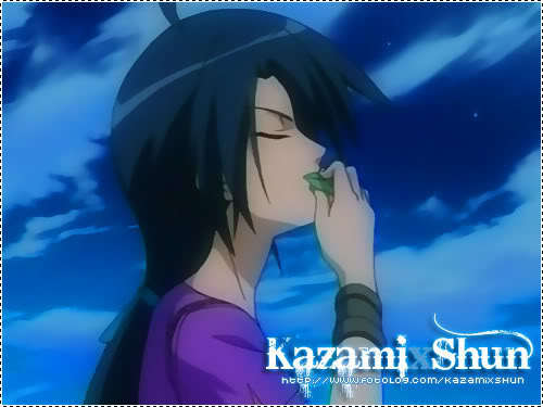 Shun Kazami from Bakugan