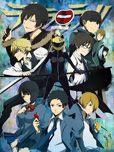 Durarara~!! ...i want soooo bad a new season T^T