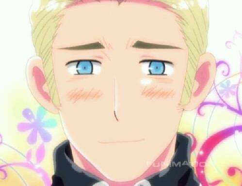 Can they be animated/anime if not idrc its Germany from hetalia X3