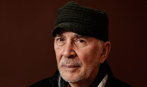 Frank Langella. He's the first crush I've had who's in his 70s. ❤