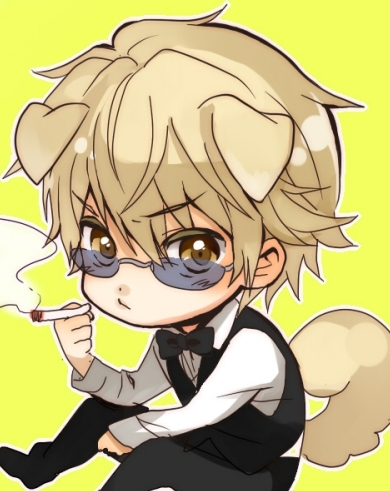 shizuo defies the laws of cats. He's a dog XD