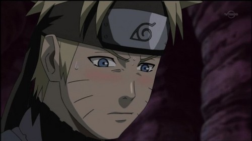 post an anime character that is blushing!! - Anime Answers ... Gaara Blushing