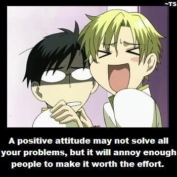 funniest besties i could find XD ouran host club!!