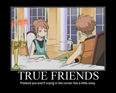 Here's one from Ouran: