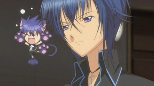tu mean bffs? Ikuto and Yoru