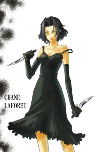 She's from Baccano!