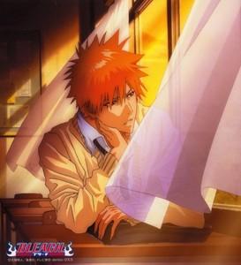 Ichigo Kurosaki <3 he's so hot~