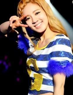 Hyoyeon Blue