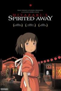Spirited Away. Not just my inayopendelewa anime movie, but one of my inayopendelewa sinema in general. :)