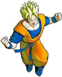 i only have dbz raging blast 2 at the moment