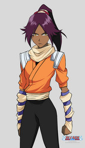 Yoruichi from Bleach