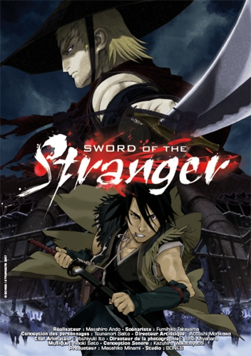 Sword of the Stranger This is one bad punda movie! If wewe haven't seen it, I highly recommend it!