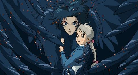If I had to choose one it would be Howl's Moving ngome