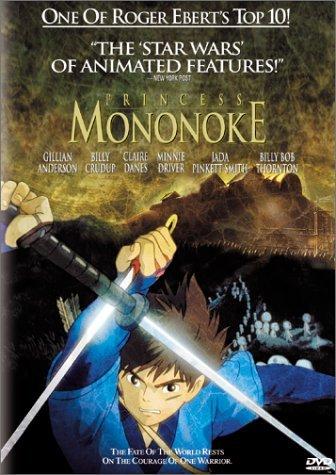 Princess Mononoke :)