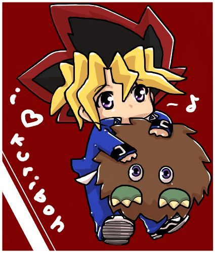 Kuriboh. the brown fluffy thing