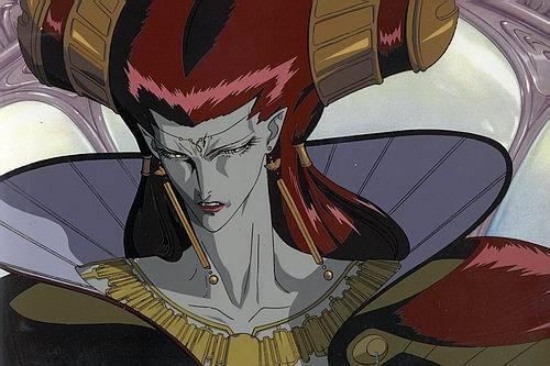 Carmilla, Vampire Hunter D Blood Lust Not my fav but she's a cool villain