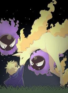 Awwwwwwww~! Little Engand has new friend KAWAII! anyways Hetalia x Pokemon This litrato is super CUTE~!