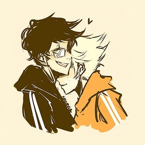 Shrugs. All I know is that this 问题 gives me the chance to post my OTP And I am going to do so On this 问题 Baaaaaaaaabies. <3