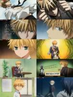 1st:usui takumi current:.... madami than just one i guess T_T