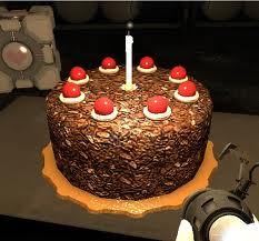 For 展示 common sense I hereby bestow upon you.....cake(p.s the cake is not a lie)