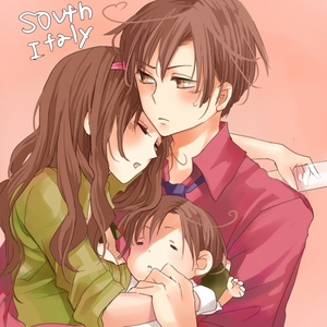 Cute pic of Romano<3 upendo this pic!!