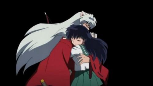 Inuyasha and Kagome!